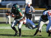 Football: Franklinton vs. South Johnston (Aug. 22, 2016)