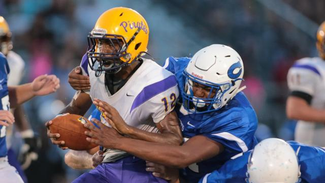 Nc State Offers Clayton Sophomore De Savion Jackson