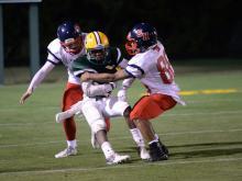 Football: Southern Nash vs Bunn (Sept. 1, 2016)