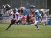 Football; J.F. Webb vs. South Granville (Sept. 2, 2016)