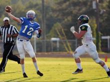Football: South Johnston vs Clayton (Sept. 5, 2016)