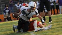 Football: Riverside at Orange (Sept. 5, 2016)