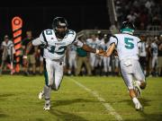 Football: West Johnston at Cleveland (Sept. 9, 2016)