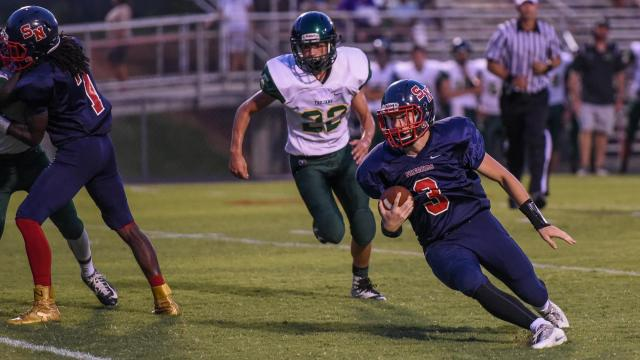 Southern Nash hammers South Johnston, 49-0
