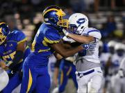 Football: Clayton vs. East Wake (Sept. 16, 2016)