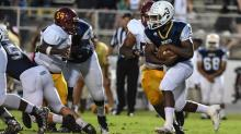 IMAGE: Smith, Lee County storm past Byrd, 42-0