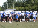 Football: Clayton prepares for rival Garner