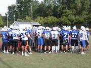 Football: Clayton prepares for rival Garner