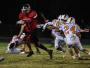 Football: Middle Creek vs. Fuquay-Varina (Oct. 14, 2016)
