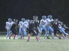 Highlights: Panther Creek vs. Holly Springs (Oct. 14, 2016)