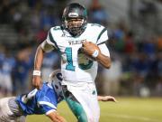 Football: West Johnston vs. Clayton (Oct. 21, 2016)