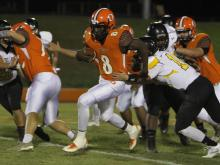 Football: Orange vs. Chapel Hill (Oct. 21, 2016)