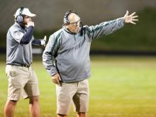 David Green compiled a 52-24 record in six seasons at Leesville Road.