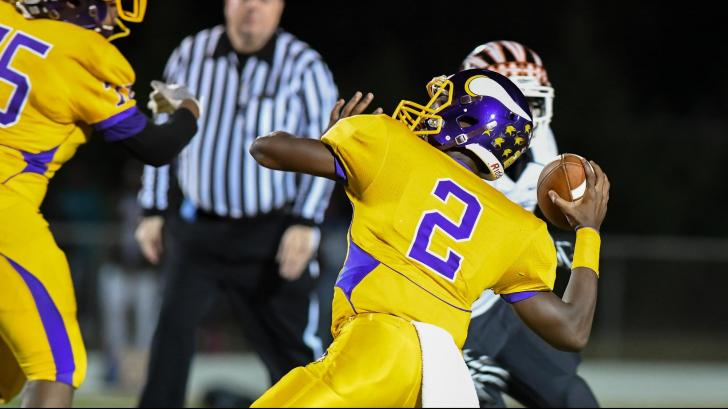 Football: Tarboro vs. North Edgecombe (Nov. 4, 2016)