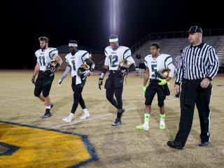 Football: Rocky Mount vs. Northern Nash (Nov. 4, 2016)