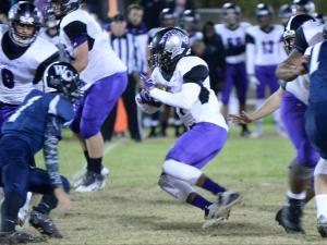 Football: Village Christian Academy vs Wake Christian (Nov. 11,