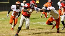 IMAGE: Sanderson blanks South View 28-0 in first ever home playoff game