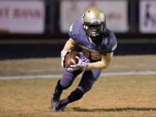 Football: Leesville Road vs Pinecrest (Nov. 18, 2016)
