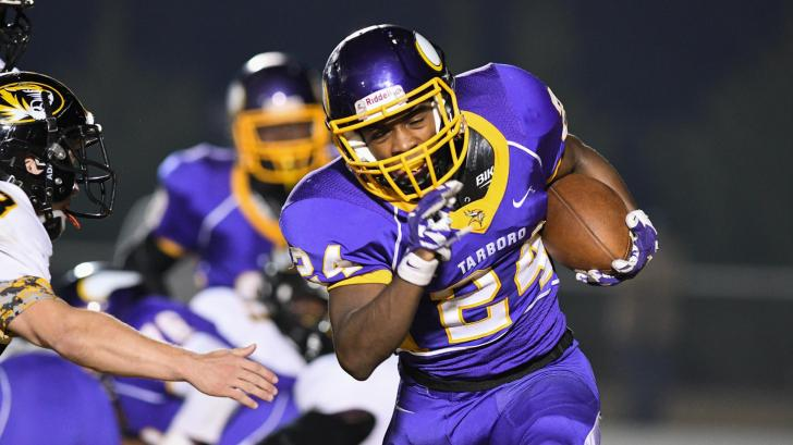 Football: Tarboro vs. James Kenan (Nov., 18, 2016)
