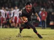 Football: Middle Creek vs. Sanderson (Nov. 25, 2016)