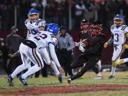 Football: Garner vs. Middle Creek (Dec. 2, 2016)