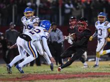 Garner High School v Middle Creek High School - December 2, 2016