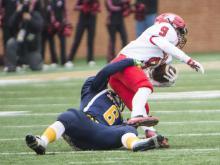 Football: South Point vs. Rocky Mount (Dec. 17, 2016)