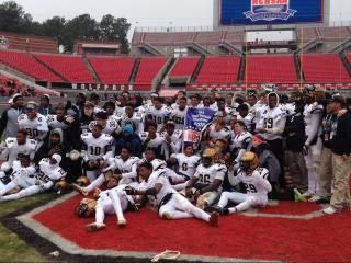 Shelby wins 2AA state championship