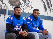 HighSchoolOT.com took photographer Suzie Wolf to Wake Forest for a photo shoot with the 2016 4AA football state champions.
