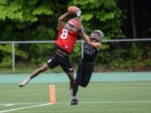 Cardinal Gibbons 7-on-7 (June 20, 2017)