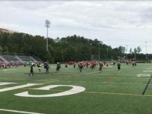 Timelapse from Cardinal Gibbons 7-on-7