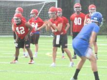 Sanderson vs. Wake Forest 7-on-7