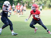 Football: Sanderson 7-on-7 (June 29, 2017)