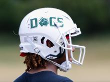Southeast Raleigh Football Practice (Aug. 1, 2017)