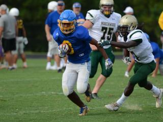 Holly Springs Football Jamboree (Aug. 9, 2017)