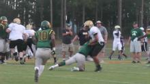 Highlights: Pine Forest vs. Northern Nash (Aug. 10, 2017)