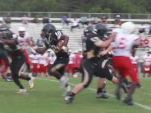 Highlights: Hoke County vs. Gray's Creek (Aug. 10, 2017)