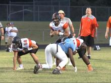 Overhills vs. Wallace-Rose Hill