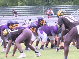 Tarboro vs. Farmville Central