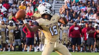 Mallard Creek HS at Scotland County - August 17, 2017