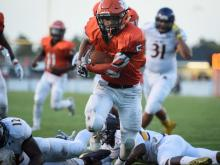 Southview vs. Jack Britt (Aug. 18, 2017)