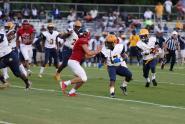 Football: Rocky Mount vs. Middle Creek (Aug. 18, 2017)