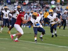 Rocky Mount vs. Middle Creek, Aug 19 2017