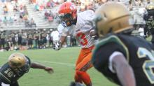 IMAGES: Football: Orange vs. Northern Nash (Aug. 18, 2017)