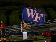 Football: Wake Forest vs. Leesville Road (Sept. 8, 2017)