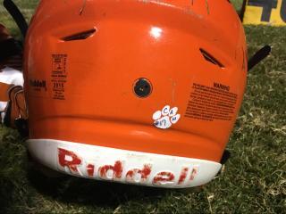Football: Orange vs. Riverside (Sept. 15, 2017)
