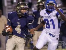 Football: Westover vs. E.E. Smith (September 29, 2017)