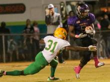 Football: Ricmond County vs. Jack Britt (Oct. 6, 2017)