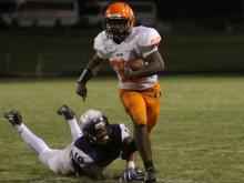 Football: Orange vs. Hillside (Oct. 13, 2017)