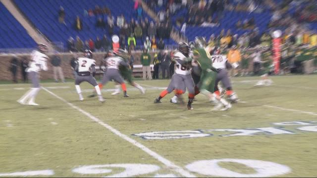 Highlights New Hanover Wins 3aa Title Beats A C Reynolds